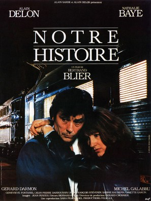 Notre histoire - French Movie Poster (thumbnail)
