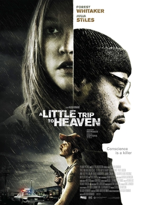 A Little Trip to Heaven - Movie Poster (thumbnail)
