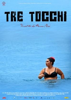 Tre tocchi - Italian Movie Poster (thumbnail)