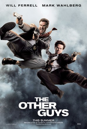 The Other Guys - Movie Poster (thumbnail)