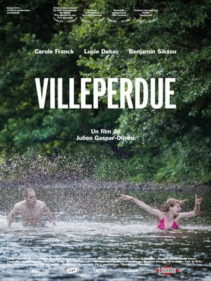 Villeperdue - French Movie Poster (thumbnail)
