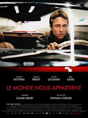 Le monde nous appartient - Belgian Movie Poster (thumbnail)