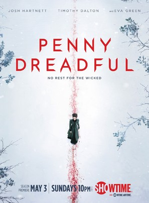 """""""Penny Dreadful"""" - Movie Poster (thumbnail)"""