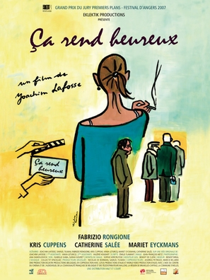 Ça rend heureux - French poster (thumbnail)