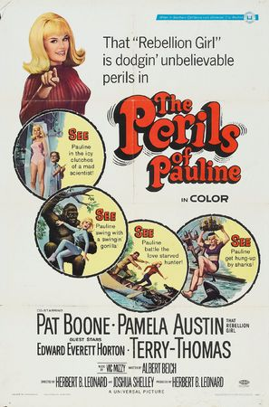 The Perils of Pauline - Movie Poster (thumbnail)