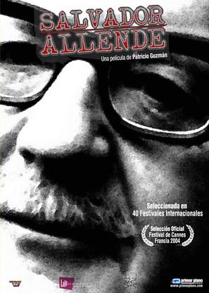 Salvador Allende - Argentinian poster (thumbnail)