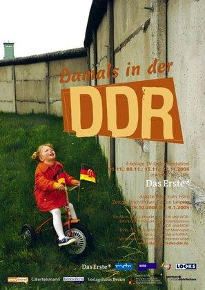 """""""Damals in der DDR"""" - German Movie Poster (thumbnail)"""