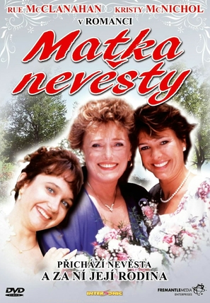 Mother of the Bride - Czech DVD movie cover (thumbnail)