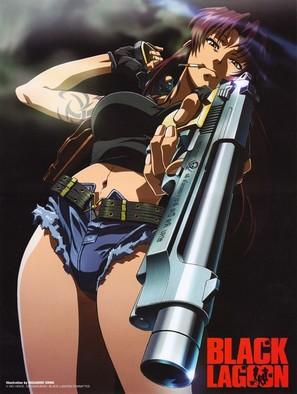 """Black Lagoon"" - Japanese Movie Poster (thumbnail)"