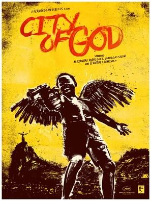 Cidade de Deus - British Movie Poster (thumbnail)