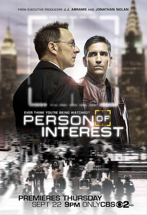 """Person of Interest"" - Movie Poster (thumbnail)"
