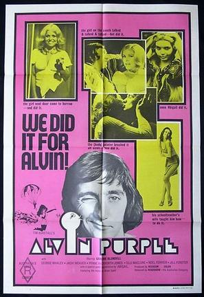 Alvin Purple - Movie Poster (thumbnail)
