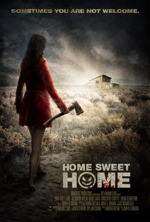 Home Sweet Home - Movie Poster (thumbnail)