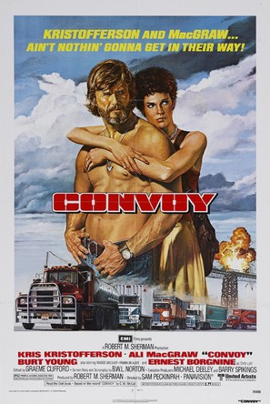 Convoy - Movie Poster (thumbnail)