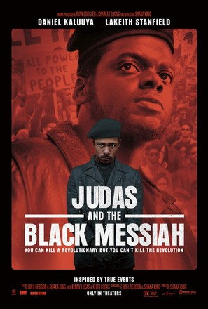 Judas and the Black Messiah - Movie Poster (thumbnail)