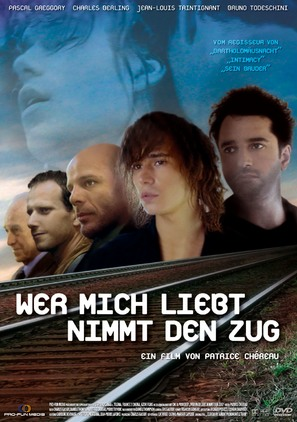 Ceux qui m'aiment prendront le train - German poster (thumbnail)