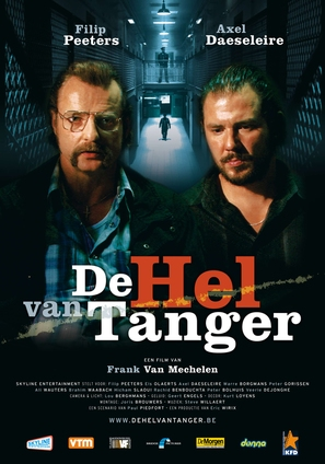 Hel van Tanger, De - Belgian Movie Poster (thumbnail)