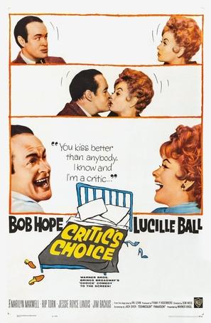 Critic's Choice - Movie Poster (thumbnail)