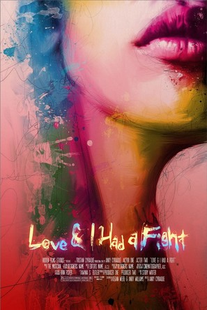 Love & I Had A Fight - Movie Poster (thumbnail)