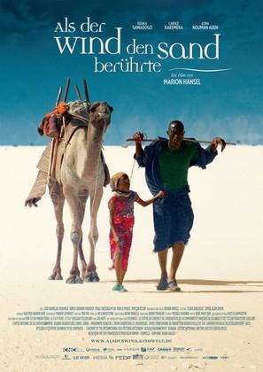 Si le vent souléve les sables - German poster (thumbnail)