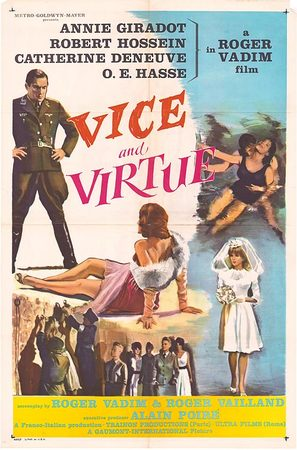 Le vice et la vertu - Movie Poster (thumbnail)