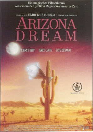 Arizona Dream - German Movie Poster (thumbnail)