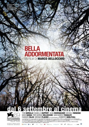 Bella addormentata - Italian Movie Poster (thumbnail)
