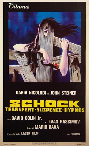 Schock - Italian Movie Poster (thumbnail)