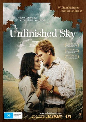 Unfinished Sky - Australian Movie Poster (thumbnail)
