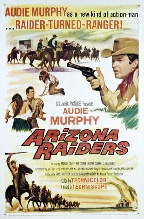 Arizona Raiders - Movie Poster (thumbnail)