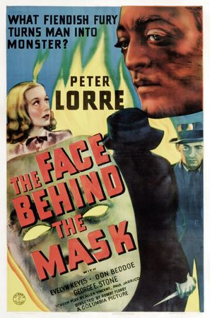 The Face Behind the Mask - Movie Poster (thumbnail)