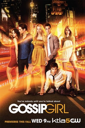 """Gossip Girl"" - Movie Poster (thumbnail)"