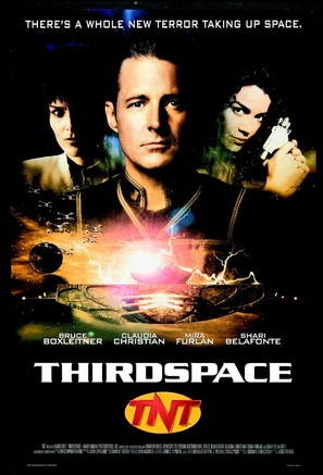 Babylon 5: Thirdspace - Movie Poster (thumbnail)