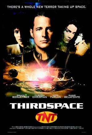 Babylon 5: Thirdspace - Movie Poster (thumbnail)