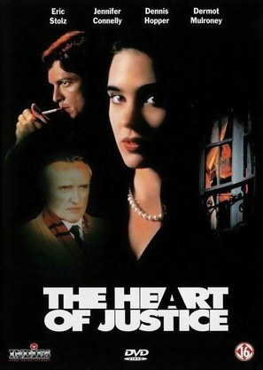The Heart of Justice - Dutch Movie Cover (thumbnail)