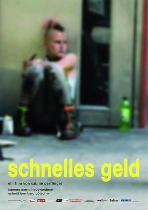 Schnelles Geld - Austrian Movie Poster (thumbnail)