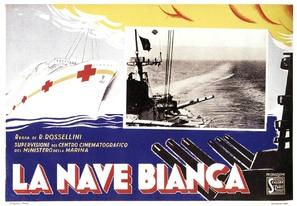 Nave bianca, La - Italian Movie Poster (thumbnail)