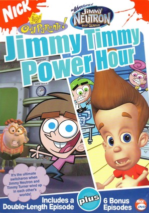 The Jimmy Timmy Power Hour - Movie Cover (thumbnail)