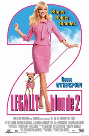 Legally Blonde 2: Red, White & Blonde - Movie Poster (thumbnail)