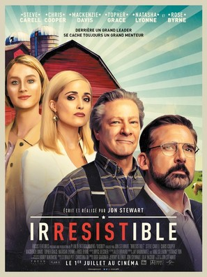 Irresistible - French Movie Poster (thumbnail)