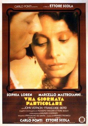 Una giornata particolare - Italian Movie Poster (thumbnail)
