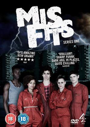 """Misfits"" - British Movie Cover (thumbnail)"