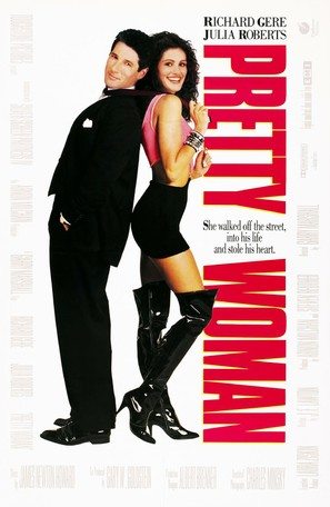 Pretty Woman - Movie Poster (thumbnail)