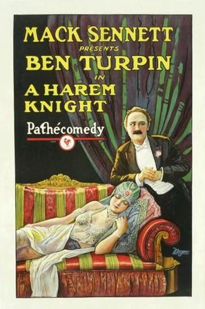 A Harem Knight - Movie Poster (thumbnail)