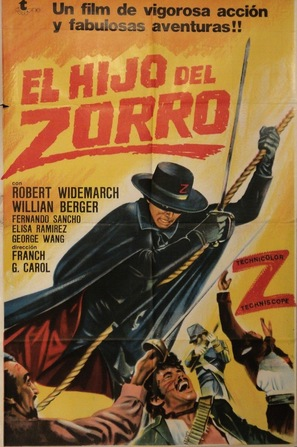 Il figlio di Zorro