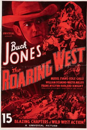 The Roaring West - poster (thumbnail)