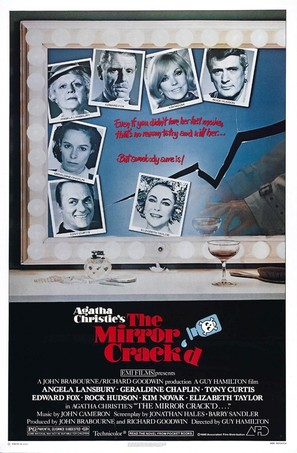 The Mirror Crack'd - Movie Poster (thumbnail)