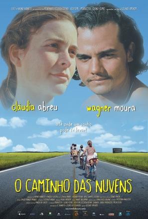 Caminho das Nuvens, O - Brazilian poster (thumbnail)