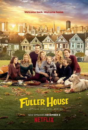 """Fuller House"" - Movie Poster (thumbnail)"