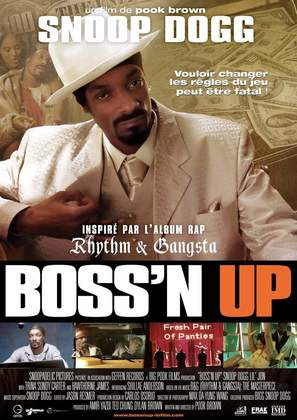 Boss'n Up - French Movie Poster (thumbnail)